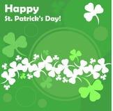 Glücklichen Tag Str.-Patricks stockfotografie
