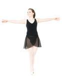 Glücklicher Ballett-Tänzer Lizenzfreies Stockbild