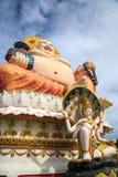 Glücklicher Buddha Stockfoto