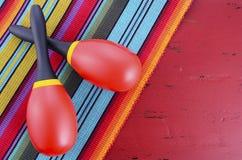 Glücklicher Cinco de Mayo-Hintergrund Lizenzfreie Stockfotografie