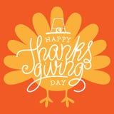 Glücklicher Danksagungs-Tag