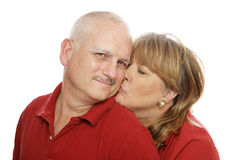 Glücklicher Ehemann Lizenzfreie Stockbilder