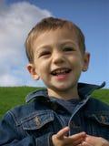 Glücklicher Junge Lizenzfreie Stockfotografie