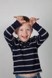 Glücklicher Junge stockfotos