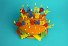 Glücklicher letzter Geburtstag Lizenzfreie Stockfotos