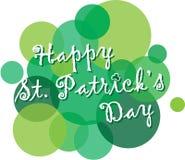 Glücklicher St- Patrick` s Tag Stockfotografie
