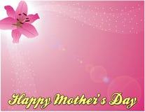Glücklicher Tag des Mutter Stockbild