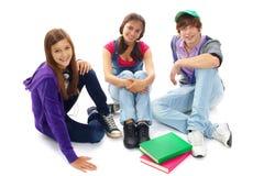 Glücklicher Teenager Stockbild
