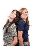 Glücklicher Teenager Stockfotos