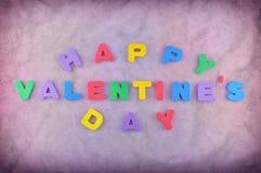 Glücklicher Valentineâs Tag Stockfotos