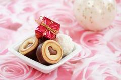 Glücklicher Valentinsgruß Stockbild