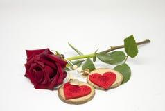 Glücklicher Valentinsgruß `s Tag Lizenzfreies Stockfoto