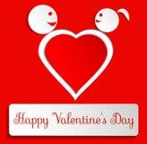 Glücklicher Valentinsgruß-Tag Stockbilder