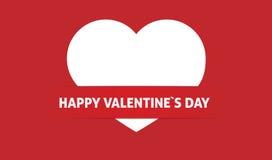 Glücklicher Valentinsgruß-Tag Lizenzfreies Stockfoto