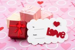 Glücklicher Valentinsgruß-Tag Stockfotos