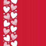 Glücklicher Valentinsgruß-Tageshintergrund Lizenzfreie Stockbilder