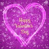 Glücklicher Valentinsgrußtag Lizenzfreie Stockfotografie