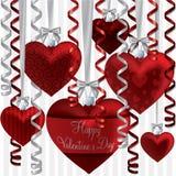 Glücklicher Valentinstag! stock abbildung
