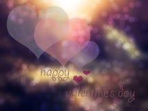 Glücklicher Valentinstag Lizenzfreies Stockbild