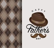 Glücklicher Vater ` s Tag