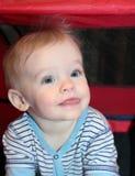 Glückliches Baby Lizenzfreies Stockfoto