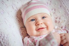 Glückliches Baby Stockfotos