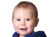 Glückliches Baby Lizenzfreie Stockfotografie