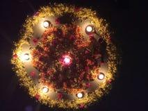 Glückliches Diwali, stockfotos