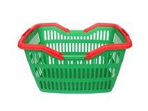 Glückliches Einkaufen Stockfoto