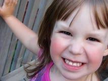 Glückliches Gesicht Lizenzfreie Stockbilder