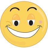 Glückliches Gesicht lizenzfreie abbildung