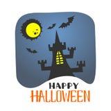 Glückliches Halloween Stockfoto