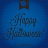 Glückliches Halloween! Stockfotografie