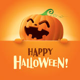 Glückliches Halloween! Lizenzfreie Stockbilder