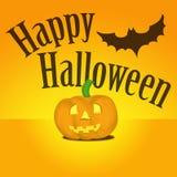 Glückliches Halloween Lizenzfreies Stockfoto