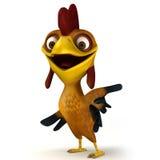 Glückliches Huhn Lizenzfreie Stockbilder