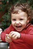 Glückliches Kind Lizenzfreies Stockbild