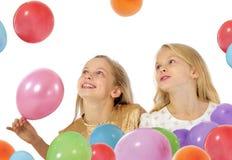 Glückliches Kindspielen Stockbilder