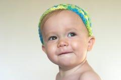 Glückliches Kleinkind Lizenzfreies Stockfoto