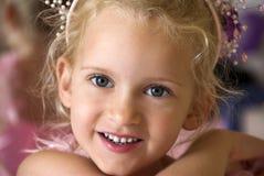Glückliches Lächeln! Lizenzfreies Stockfoto