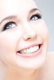 Glückliches Lächeln Lizenzfreies Stockfoto