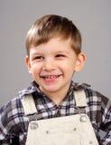 Glückliches Lächeln Lizenzfreie Stockbilder
