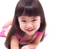 Glückliches Mädchen Lizenzfreie Stockbilder