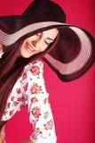Glückliches Mädchen Lizenzfreie Stockfotografie