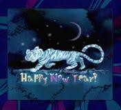 Glückliches neues Jahr! Stockfoto