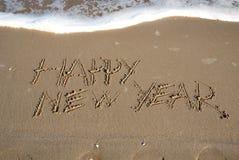 Glückliches neues Jahr 2 Stockbild