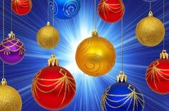 Glückliches neues Jahr 2010 Stockfotos