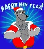 Glückliches neues Jahr! Lizenzfreie Stockfotografie