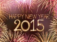 Glückliches neues Jahr Lizenzfreie Stockfotos