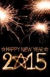 Glückliches neues Jahr Lizenzfreies Stockbild